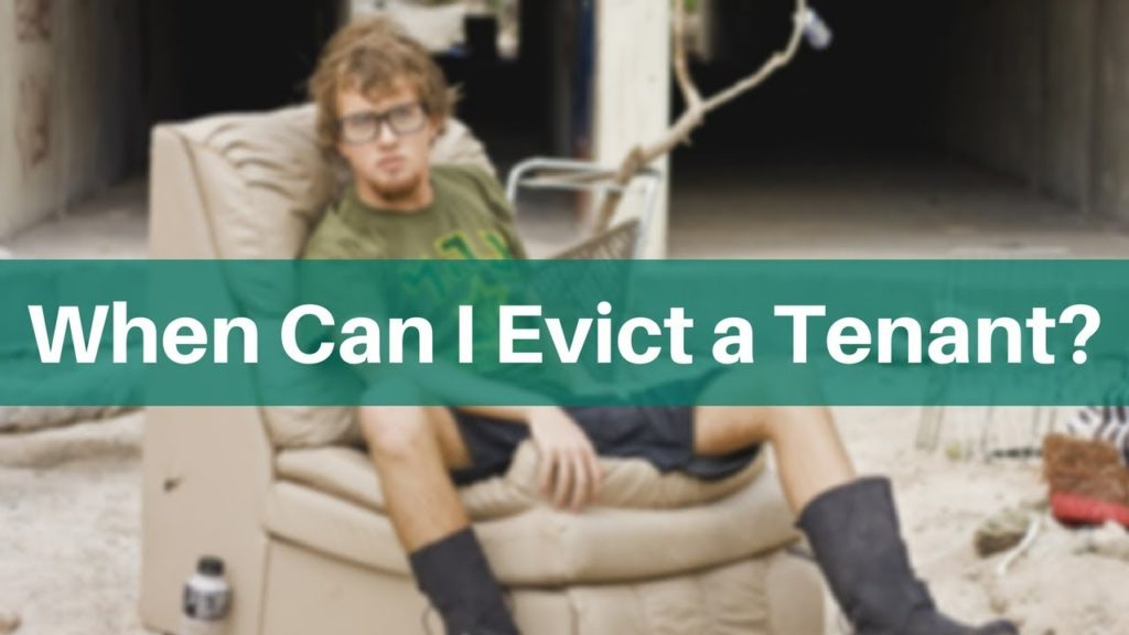 When Can I Evict a Tenant – Explained by a Tempe Property Manager